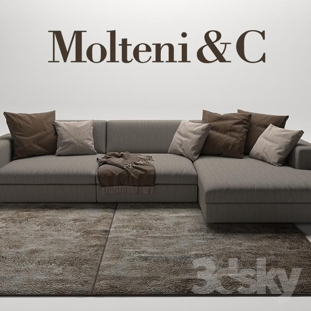 Turner Sofas Molteni & C