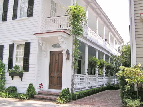 117 best images about exterior southern low country for Southern homes with porches