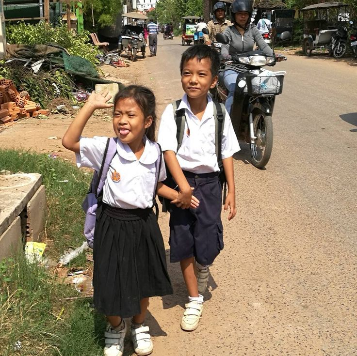 high five weekend on! #cambogiaviaggi #cambogia #cambodia #turismoconsapevole #turismoresponsabile #asia #southeastasia #siemreap #goodvibes new pics on Instagram