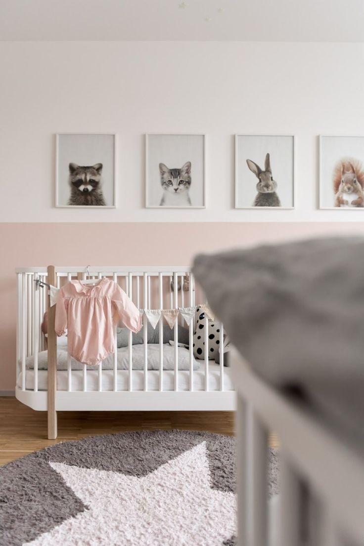 Mise en place de la garderie: 5 astuces pour plus d'ambiance câlin dans la pépinière #k …   – Ideen fürs Kinderzimmer