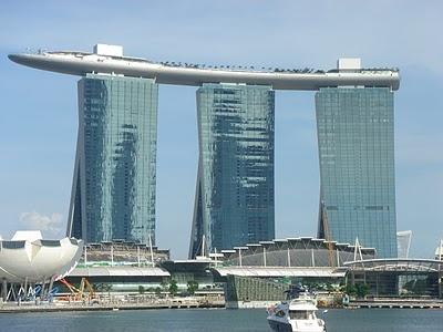 Marina Bay Sands , Singapore
