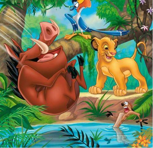 Le Roi Lion (Disney)