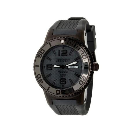 Jet Set Quartz Watch – Black & Anthracite from The Modern Man Pop-Up - R649 (Save 50%)