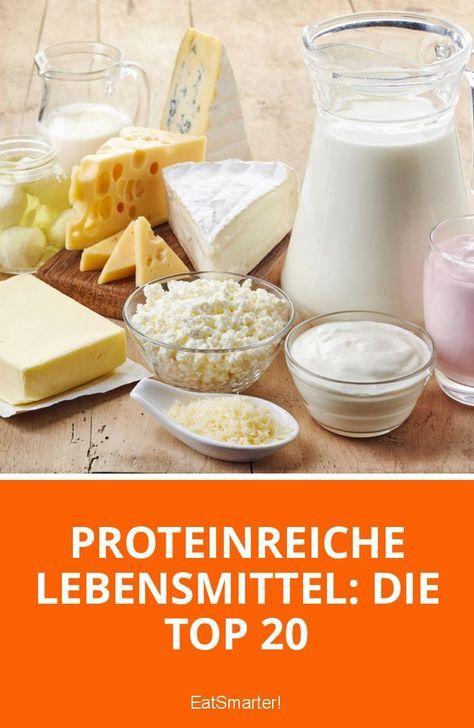 Proteinreiche Lebensmittel: Die Top 20 | eatsmarter.de
