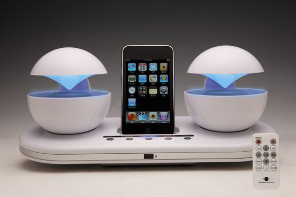 The 21 Coolest iPhone and iPod Docks Available