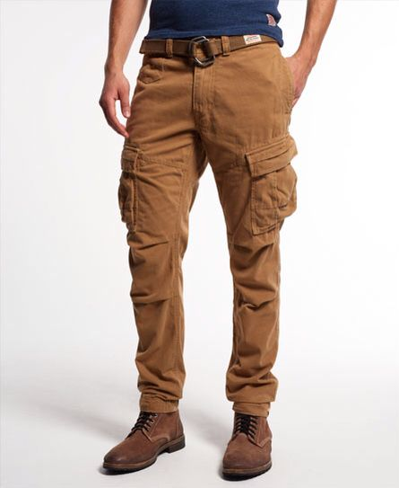 Trouser SuperDry