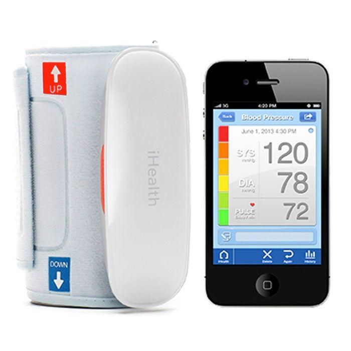 iHealth Wireless Blood Pressure Monitor: ασύρματος μετρητής πίεσης και παλμών.