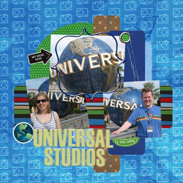 universal studios picture ideas - 1000 images about Scrap Universal Studios on Pinterest