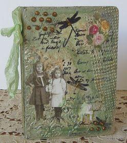 RMG Creations: Eileen Hull Passport journal