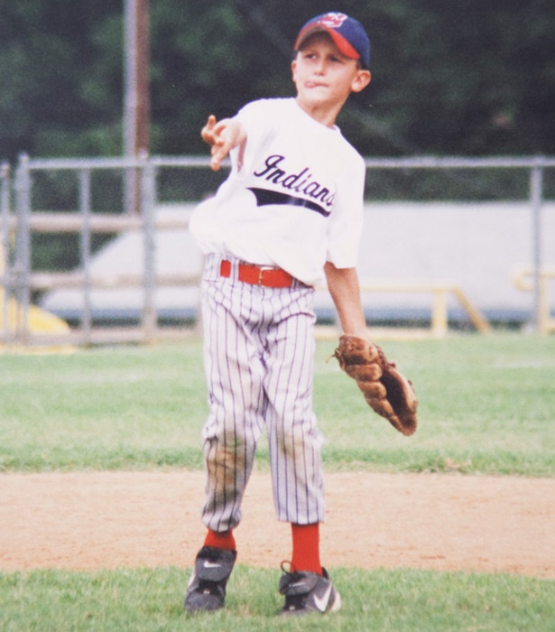 Manziel, age 9, shows he's more than just a one-sport athlete.    Read More: http://sportsillustrated.cnn.com/college-football/photos/1212/johnny-manziels-rise-to-stardom//4/#ixzz2EUYDYSdn