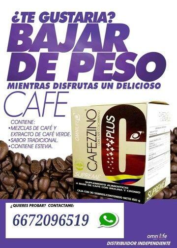 #CafezzinoPlus con todo el sabor de un delicioso Café Colombiano, con el cual disfrutarás y podrás eliminar los  kilos qué deseas. #TeInvitoUnCafé #BajaDePeso #Nutrición #Salud #México #Colombia #USA #Argentina #Ecuador #Guatemala