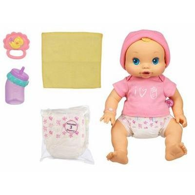 Baby Alive Wets N Wiggles Baby Alive Baby Doll