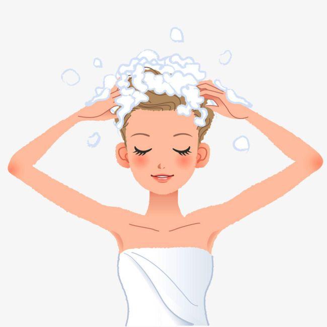 Belleza Wash Hair Material De Imagen Belleza Lavar Tu Cabello Tomar Un Bano Png Y Vector Para Descargar Gratis Pngtree Washing Hair Hair Illustration Hair Pictures