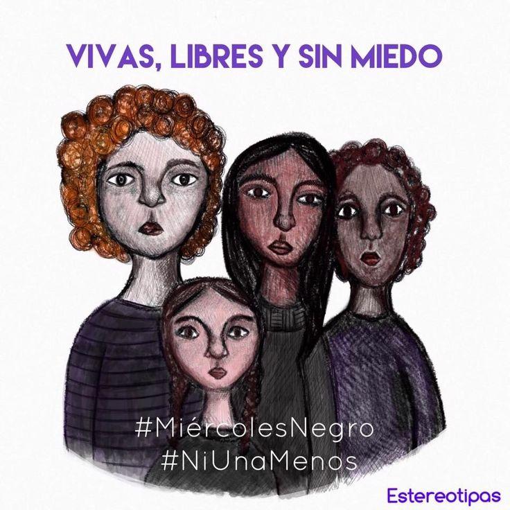 Artistas latinos usan su talento para decir #VivasNosQueremos