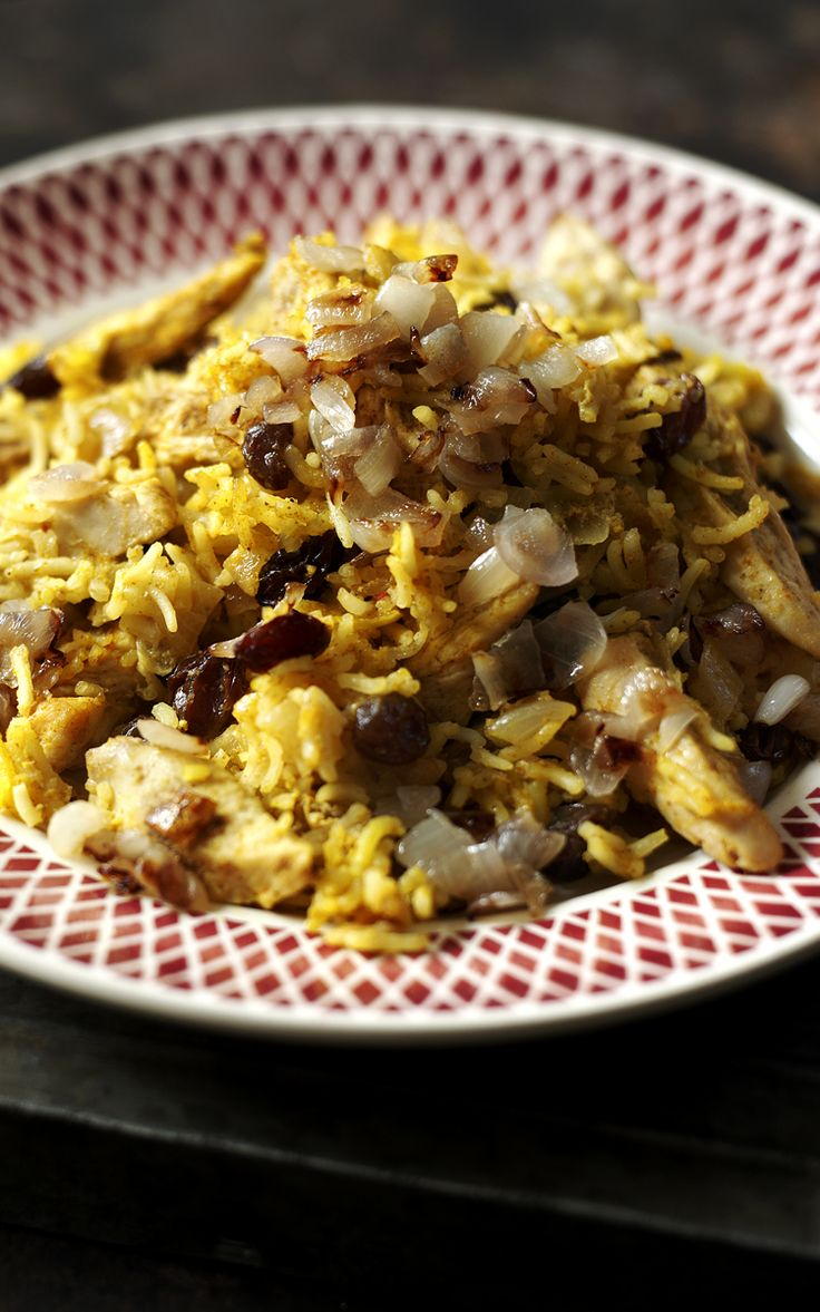 Spiced, simple and special - chicken biryani is the perfect comfort food for any occasion.