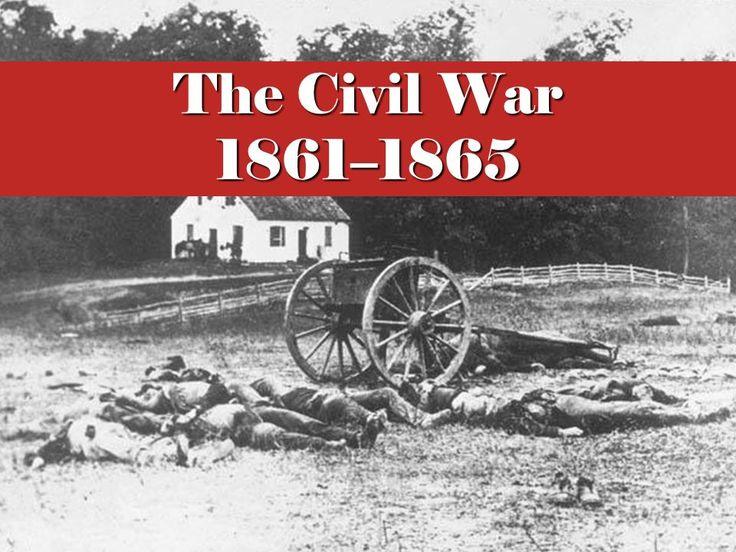 Foto Sejarah Perang Saudara Amerika Serikat 1861-1865