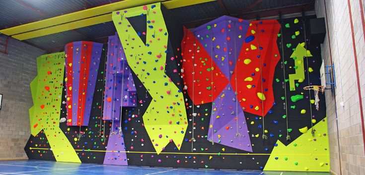 Indoor Climbing Walls | Indoor Wall Climbing | Wall Climbing