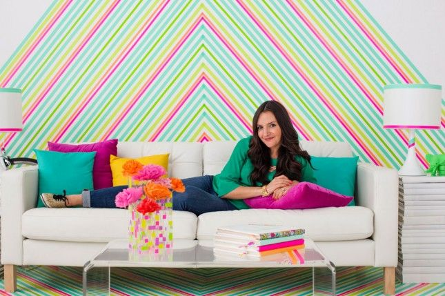 Deck the Walls With 16 DIY Decals | Brit + Co