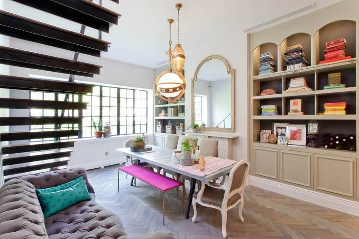 117 Best Images About Diva Designer Genevieve Gorder On Pinterest House Tours Eclectic Living