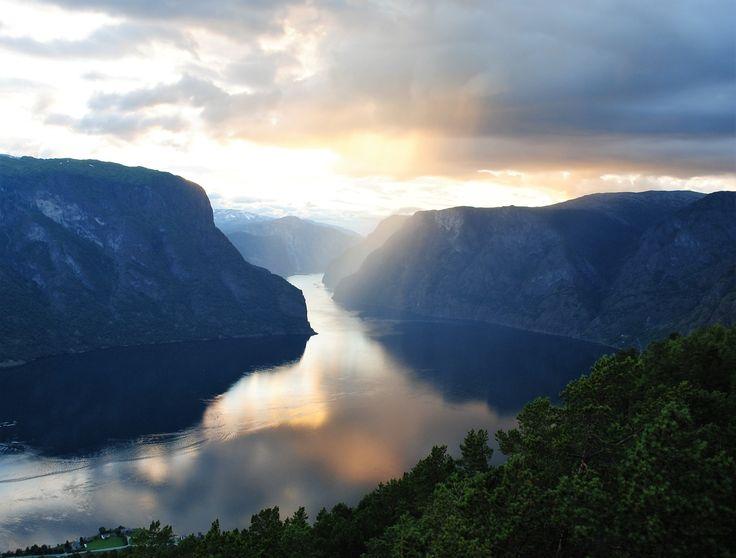 Stegastein, Norway