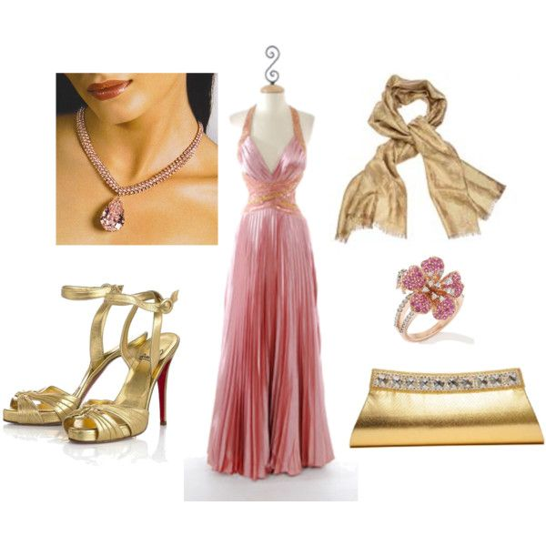 oscar night, created by mzlorraine.polyvore.com