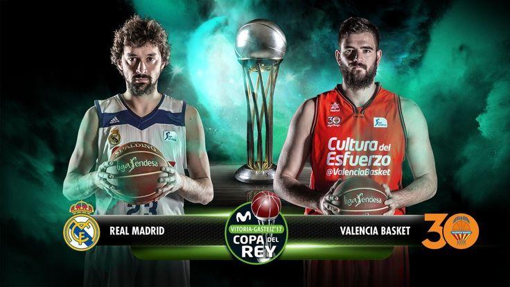 Copa del Rey Baloncesto: Madrid y Valencia se cruzan en la final de Copa con su polémica arbitral en mente | Marca.com http://www.marca.com/baloncesto/copa-rey/2017/02/18/58a8c316ca4741a23f8b4637.html