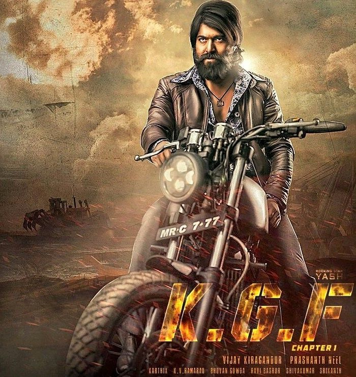 KGF 2018 Final Quality Out Hindi Dubbed Full Movie Download Now