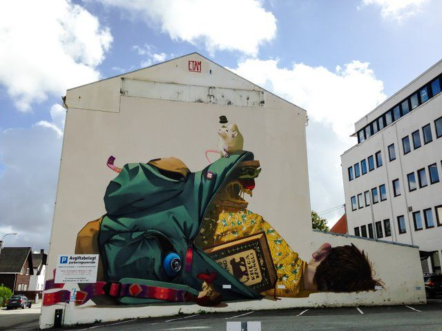 Top 10 Walls to see in Stavanger