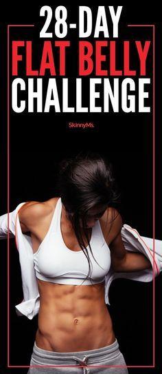 New Month, New Challenge! #SkinnyMs #28dayChallenge