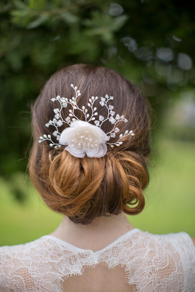 Hermione Harbutt Bridal Collection: Heavenly HeaddressesBridal Musings Wedding Blog