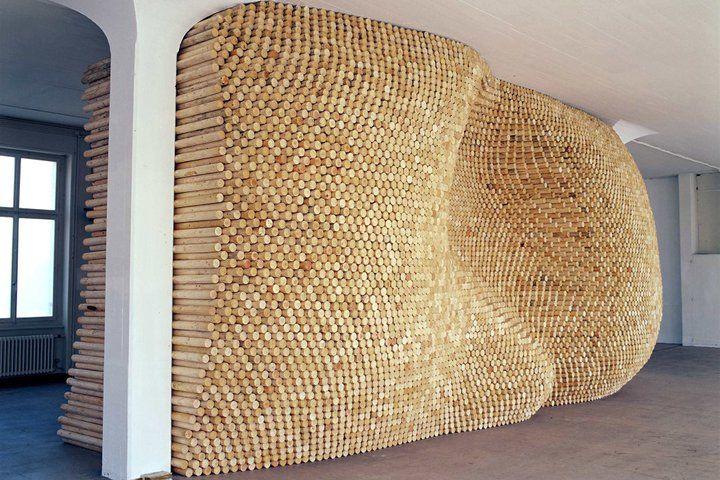 Holzschlichten by Gerhard Mayer.