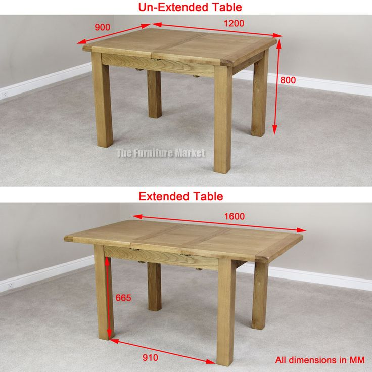 Wooden Kitchen Table Dimensions   Google Search Part 52