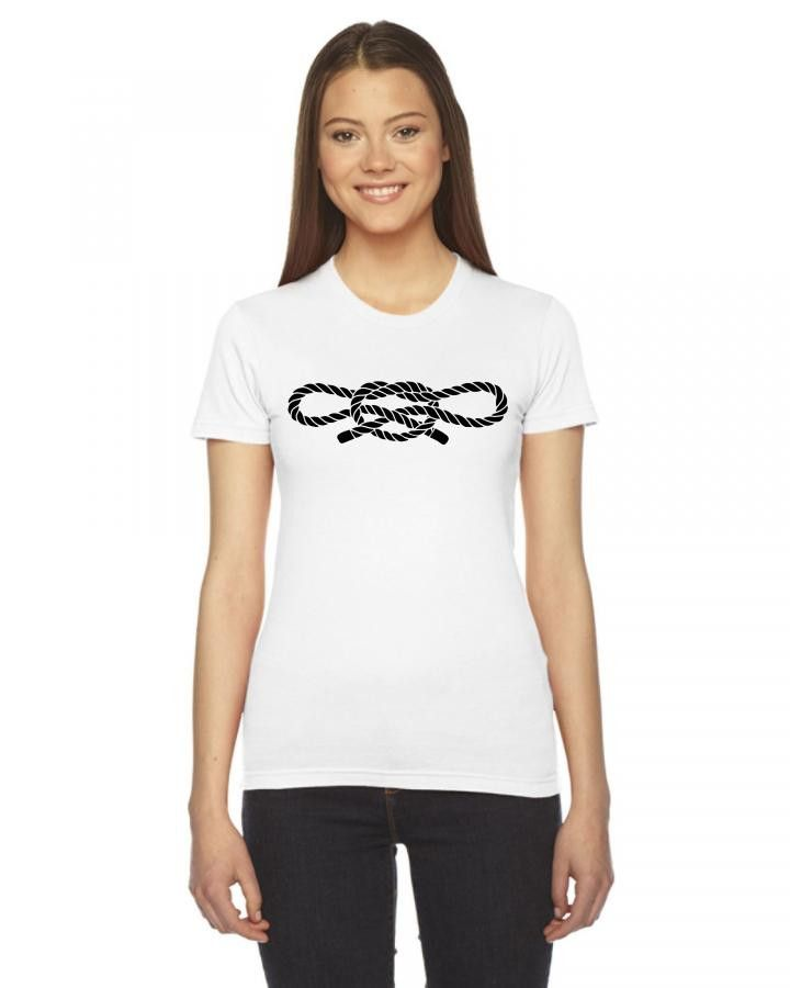 Rope Handcuffs - Pablo Escobar Ladies Fitted T-Shirt