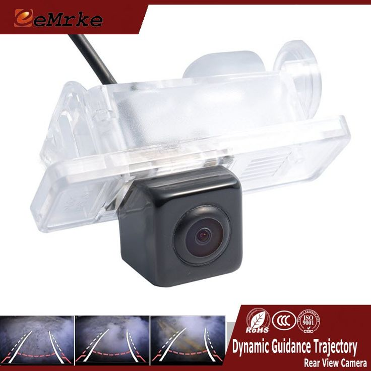 EEMRKE CCD Car Rear Reverse Camera For Mercedes Benz Vito W638 W639 1996-2013 Tracks Camera With Dynamic Guidance Trajectory #Affiliate