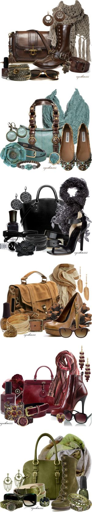 """Favorite Accessories"" <3 <3 <3"