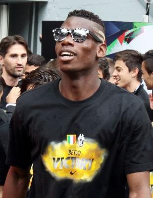 JUVENTUS-PALERMO CAMPIONATO SERIE A TIM 2012-13