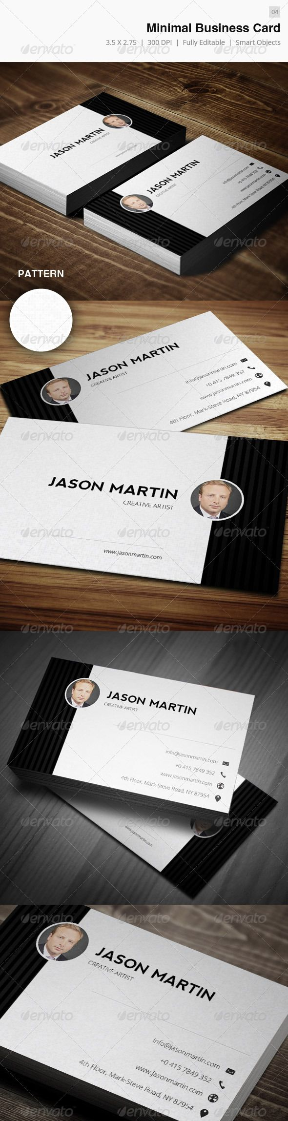 1469 best minimal business card design images on pinterest fonts minimal business card 04 magicingreecefo Choice Image