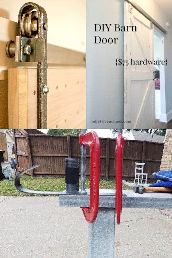 Real Barn Door Hardware Barn Style Sliding Closet Doors