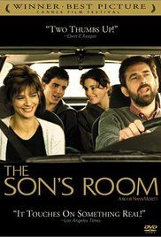 The Son's Room (2001) A psychoanalyst and his family go through profound emotional trauma when their son dies in a scuba diving accident.