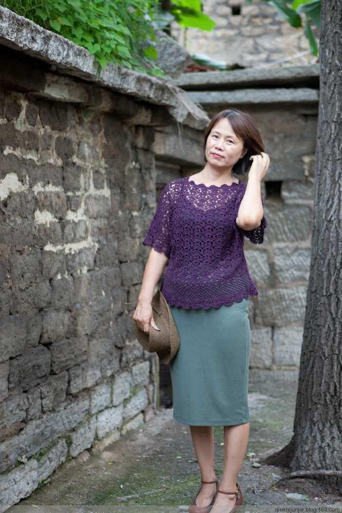 紫扇儿 - 秋实 - 秋实的小窝