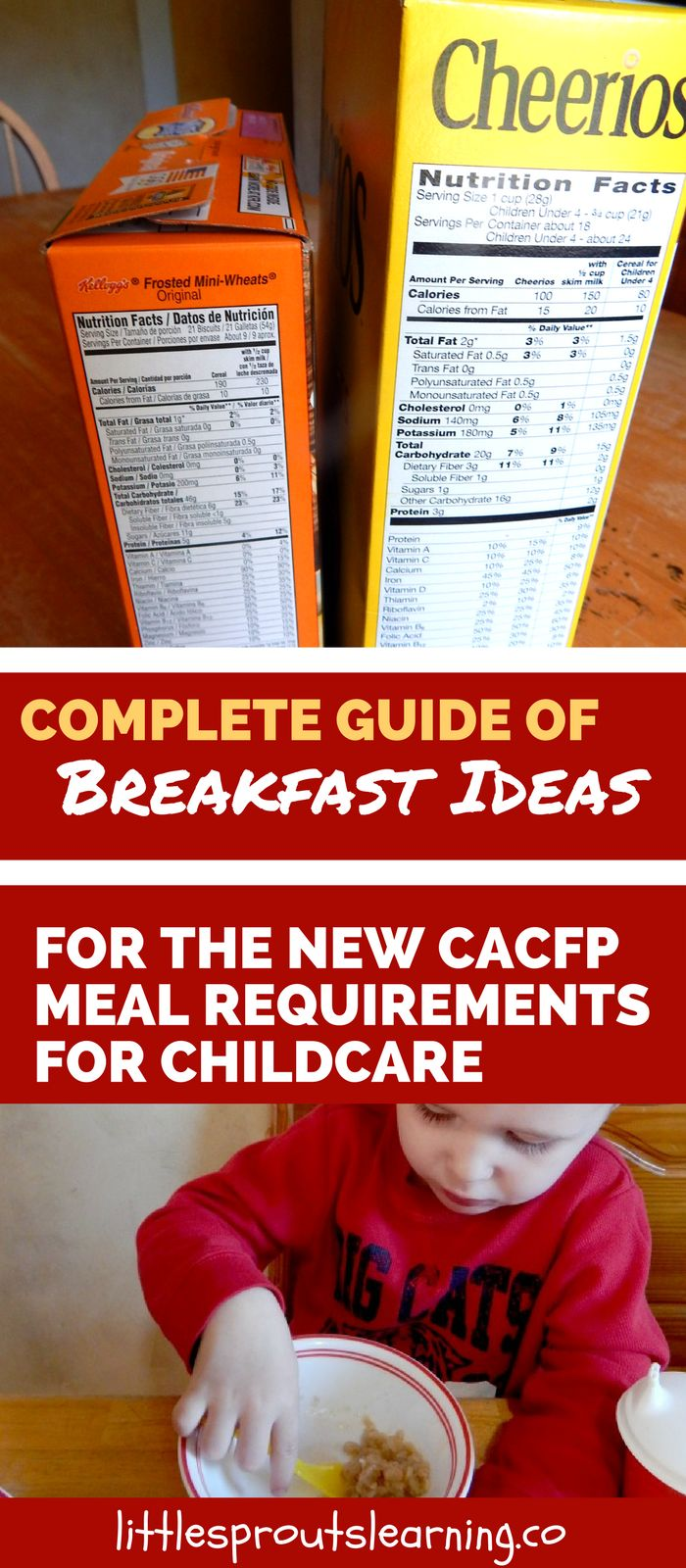 Do you need inspiration to come up with great breakfast ideas for your new childcare menu? Here are a few that might make meal planning easier.