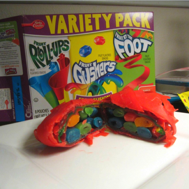 gusher candy