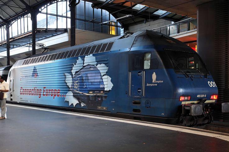 CH BLS 465 001-6 Luzern 06-09-2014