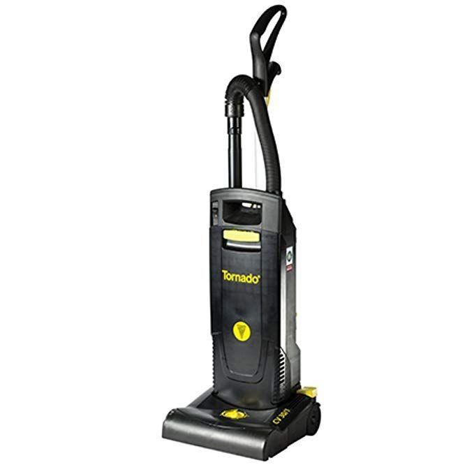 Tornado Cv 30 Upright Commercial Vacuum Cleaner Review Vacuum Cleaner Reviews Upright Vacuums Commercial Vacuum Cleaners