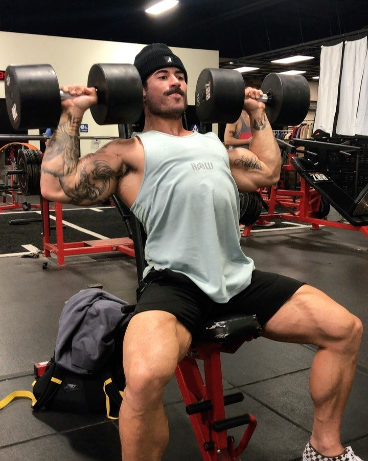 Joe Andrews On Instagram New Workout Stronger Shoulders Save Tag A Friend Turn On My Post Notifications Save Thi Strong Shoulders Workout Body Goals