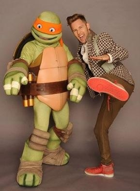 Greg Cipes as Mikey, perfection(: