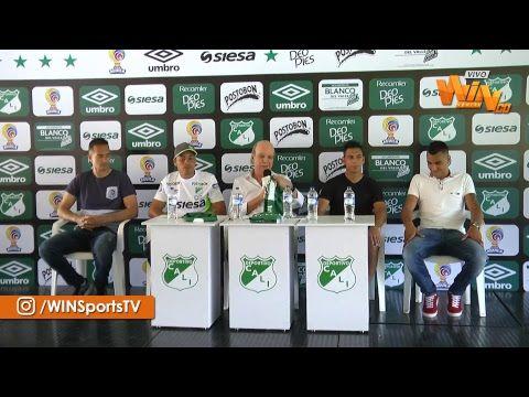 ¡¡En vivo! Deportivo Cali hace la presentación oficial de sus refuerzos