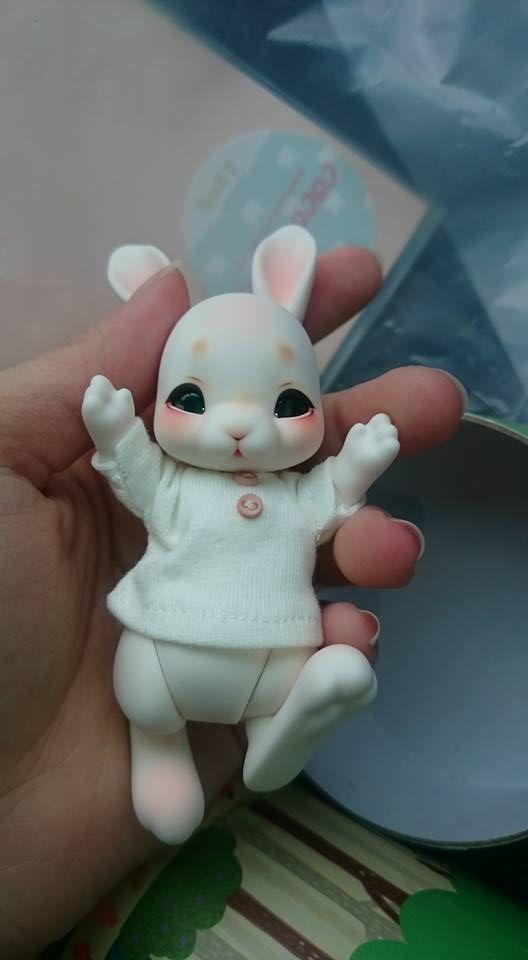 Cocoriang Тоби Раби BJD куклы 1/12 игрушки два лица 50 USD купить на AliExpress