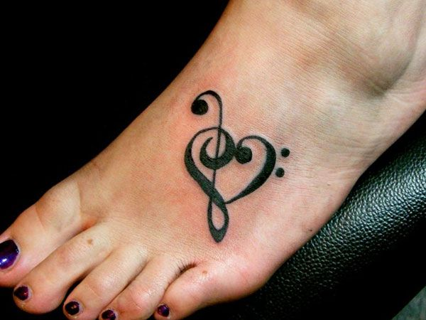 Pretty Hand Tattoos for Women | musictattoo 25 Pretty Tattoos For Girls Which Look Amazing
