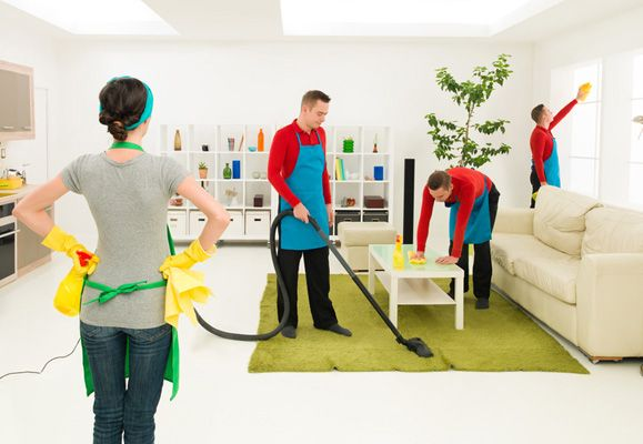 House Cleaners Can Make Your Life Easier